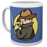 Fallout - Mysterious Stranger Mug Tazza