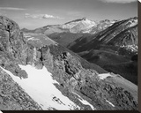 Rocky Mountain National Park, Colorado, ca. 1941-1942 Stretched Canvas Print by Ansel Adams