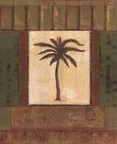 Classic Palm I Poster by Rebecca Burton