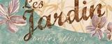 Les Jardin Kunstdruck von Maria Donovan