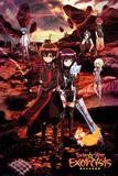 Twin Star Exorcists- Onmyoji Key Art Plakat