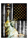 Statue Of Real America Prints