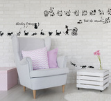 Find The Intruder Wall Decal