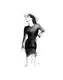 Femme fatale Affiches par Jessica Durrant