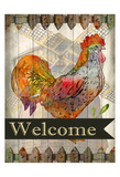 Fall Rooster Posters