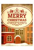Christmas Village Prints
