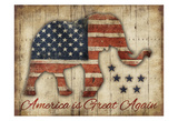 America Is Great Again Prints