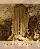 Vintage Cango Caves, Oudtshoorn, South Africa, Africa Prints by  Take Me Away