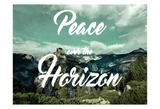 Peaceful Horizon Posters