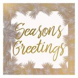 Seasons Greetings Posters
