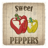 Sweet Peppers Posters