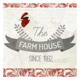 The Farm House Poster