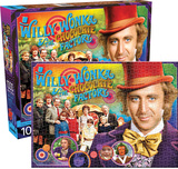 Willy Wonka 1000 Piece Jigsaw Puzzle Jigsaw Puzzle