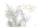 O Christmas Evergreen Prints