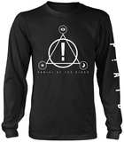 Long Sleeve:Panic! At The Disco- Mystic Diagram T-shirt