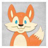 Cheery Fox Prints
