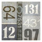 Numbers Prints