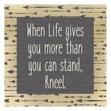 Kneel Prints