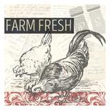 Morning on the Farm Prints