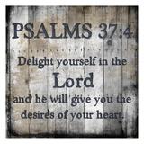Psalms 37-4 Prints