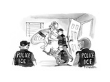 Cartoon Regular Giclee Print by Pat Byrnes