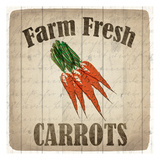 Farm Fresh Carrots Prints