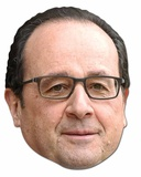 Francois Hollande Maske