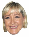 Marine Le Pen Maske