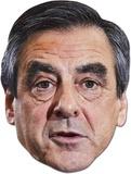 Francois Fillon Maske