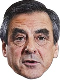 Francois Fillon Mask