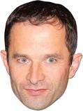 Benoit Hamon Maske