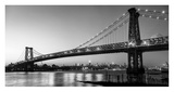 Queensboro Bridge and Manhattan from Brooklyn, NYC Giclee Print by Michel Setboun