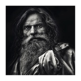 The Man From Agra Giclee Print by Piet Flour