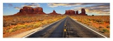 Road to Monument Valley, Arizona Giclee Print by Vadim Ratsenskiy