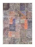 Structural II Giclee Print by Paul Klee