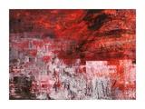 Rosso tramonto Giclee Print by Italo Corrado