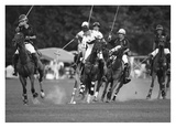 Polo players, New York Giclee Print by  Anonymous