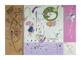 Parties diverses Giclee Print by Wassily Kandinsky
