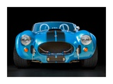 Shelby Cobra Giclee Print by  Gasoline Images