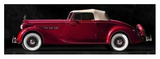 Packard Super Eight Coupe Roadster Giclee Print by  Gasoline Images
