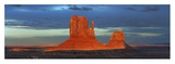 Monument Valley, Arizona Giclee Print by Frank Krahmer