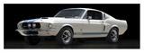 Shelby GT500 Giclée-tryk af  Gasoline Images