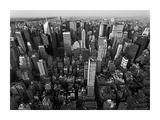 Midtown Manhattan, NYC Giclee Print by Vadim Ratsenskiy