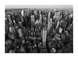 Midtown Manhattan, NYC Giclee Print by Vadim Ratsenskiy