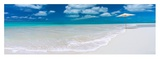 Tropical beach in Cayo Largo, Cuba Giclee Print by  Anonymous