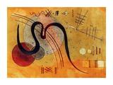 Launelinie Impressão giclée por Wassily Kandinsky