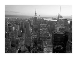 Skyline of Midtown Manhattan, NYC Giclee Print by Vadim Ratsenskiy