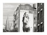 Billboards in Manhattan Number 2 Giclee Print by Julian Lauren