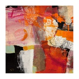 Colors of Summer I Giclee Print by Arthur Pima
