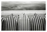 On The Beach Giclee Print by Toni Guerra